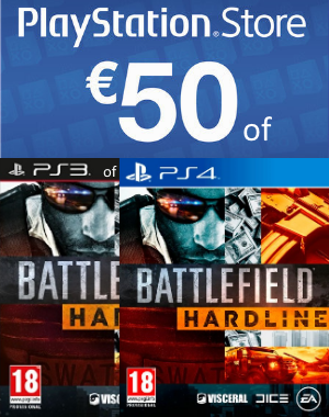 Battlefield Hardline PS3/PS4