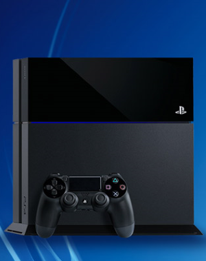 een PlayStation 4