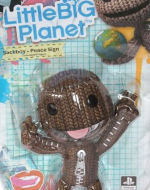 Sackboy peace