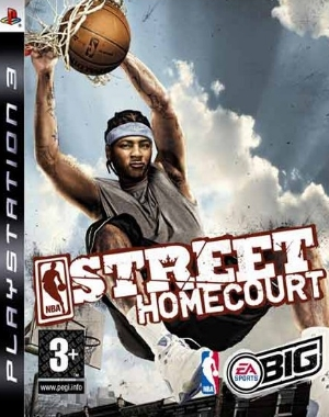 NBA Street Homecourt PS3