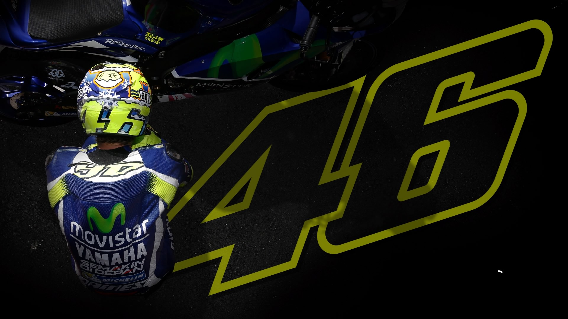 Starting Valentino Rossi The Game