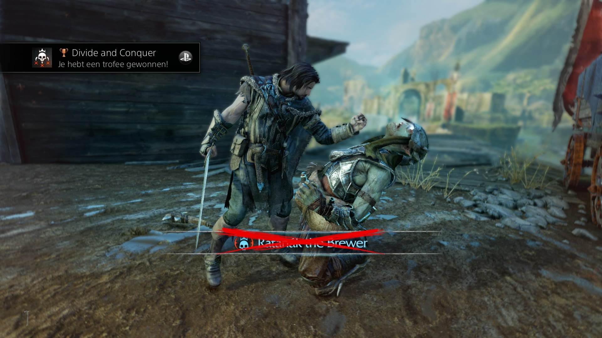 Middle-earth: Shadow of Mordor Divide and Conquer(Bronze)