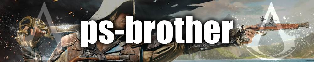 PSN member ps-brother, Game collector en trophy hunter