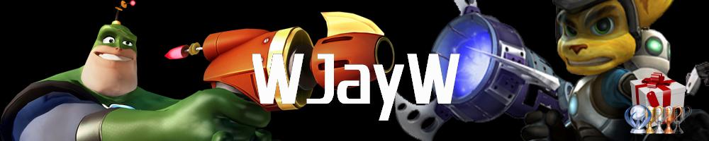 PSN member WjayW, WJayW, 1 van de gezichten achter gametowinprizes